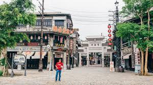 movie town movie town haikou studio film terbesar di dunia ini wajib