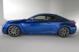new lexus rcf 2015 lexus rc f information and photos zombiedrive