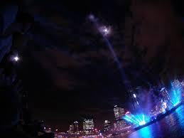 free images light darkness fireworks fisheye laser
