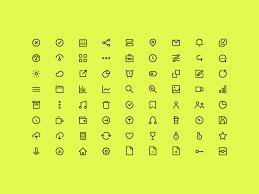 72 icons free download by eleken dribbble
