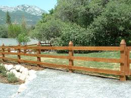 decor u0026 tips beautiful split rail fence and lawn with trees also