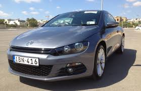 vw scirocco 1 4tsi petrol local car u2013 one owner maltacarport com