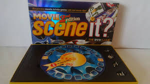 2nd edition scene it the dvd game family trivia hollywood film
