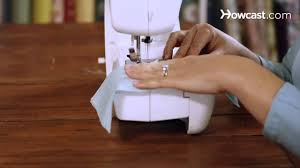 how to replace sewing machine needles sewing lessons youtube