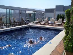 rooftop swimming pool design home decor gallery