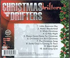 the drifters christmas with the drifters amazon com music
