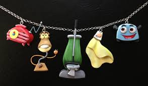The Brave Toaster The Brave Little Toaster Necklace By Gatobob On Deviantart