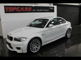 bmw 1 series for sale used 2011 bmw 1 series m coupe m coupe for sale in sheffield south