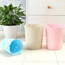 waste paper baskets crab table over trash can hipsteen 1pcs plastic table dustbin home