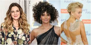 unique hairstyles for long hair 40 easy curly hairstyles short medium and long haircuts for