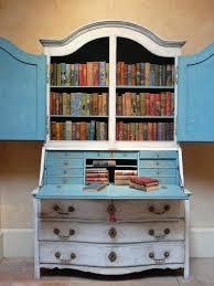 Provincial Bookcase 18th Century French Provincial Bureau Bookcase Sold