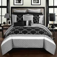 Bed In A Bag King Comforter Sets Casper 16 Piece Bed In A Bag King Comforter Set By Chic Home