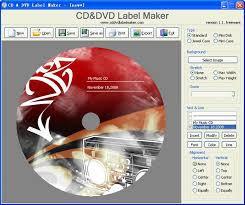 cd label designer cd and dvd label maker 1 2 free freewarefiles