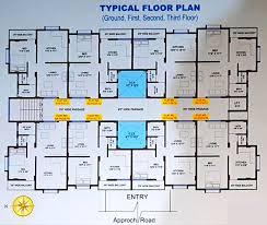 shivsai prestige floor plans project 3d views in dhebewadi patan