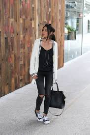 Skinny Jeans And Converse Jeans And Converse Oasis Amor Fashion