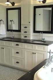 Double Vanity Size Standard Vanities All Photos To Double Vanity Mirrors For Bathroom Double