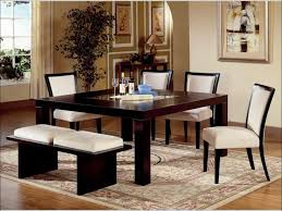 black dining room set dining room magnificent dining room sets with bench white