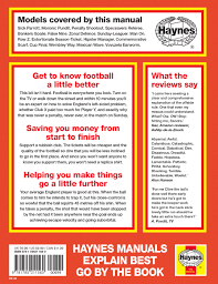 haynes explains football haynes publishing