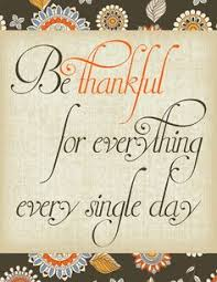 everyday thanksgiving quotes thanksgiving blessings