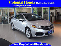 used honda cars for sale in ma u0026 providence ri colonial honda of