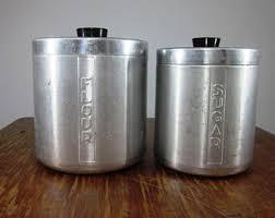 unique canister sets etsy