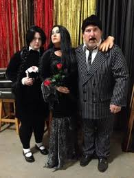 Morticia Addams Halloween Costumes Fun Optical Illusion Costume Trick Treat