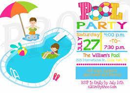14th birthday party invitations free printable birthday pool party invitations templates