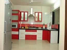 Kitchen Design India Modular Kitchen Designs Red White Kitchen Design Ideas