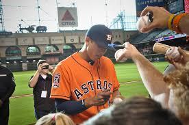 Baseball Usa Houston Field Map by The Astros Experience In Houston Baseball U0026 Food