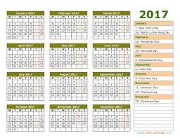 printable calendar generator printable 2017 calendar