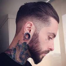 ear piercing for guys 70 boys piercing looks that will turn heads