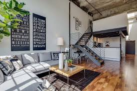 Loft In Garage 2 Story Luxury Lofts Denver Ballpark District Green Tripz