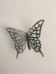 metal butterfly metal art butterfly home decor metal art