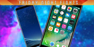 should fans skip iphone 8 and buy the galaxy s8 friday night fights