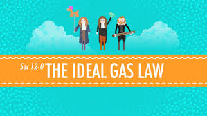 the ideal gas law crash course chemistry 12 youtube