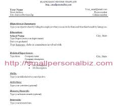 how to write a resume with no experience exle how to write resume for with no experience how to make a resume