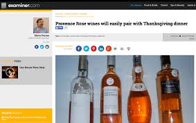 wines of provence in the media