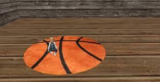 second life marketplace baseball rug and basketball rug