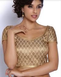 golden blouse golden brocade blouse at rs 2798 blouse soch store