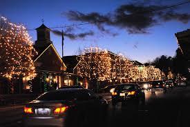 best christmas cities mcadenville christmas town usa