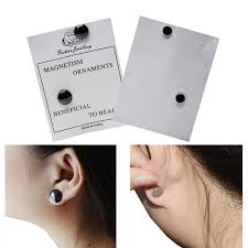 earring plasters 2016 new ear magnet pad healthy weight loss acupuncture