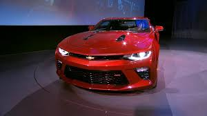 New Camaro 2015 Price 2016 Chevrolet Camaro Officially Unveiled Now With 455hp V8 2 0l