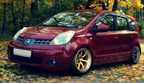 nissan note 2010 nissan note tuning youtube