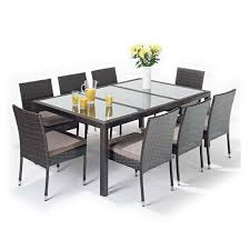 8 Seater Patio Table And Chairs Protector 8 Seater Rectangular Patio Set Cover 295cm