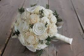 wood flowers ivory sola wood flower bouquet sola flower bouquet