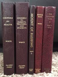 Counsels On Health Book Eg White 353 Best G White Collection Images On