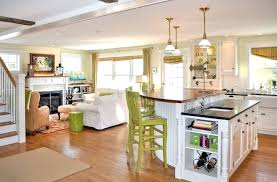 No Dining Room Open Plan Living Dining Kitchen Huetour Club