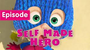 masha bear hero episode 43