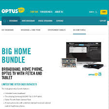 optus home phone internet mobile plans home plan