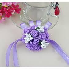 Bracelet Fleur Mariage Achetez En Gros Fleur Poignet En Ligne à Des Grossistes Fleur